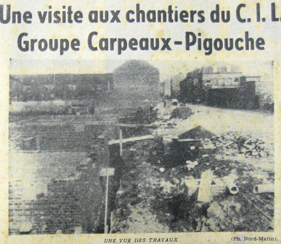 Document Nord Matin 1951