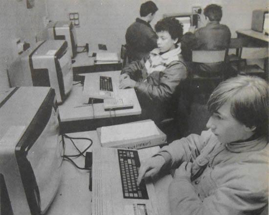 Photo La Voix du Nord 1984