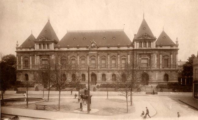 Ensait et Place Chevreul CP Méd Rx