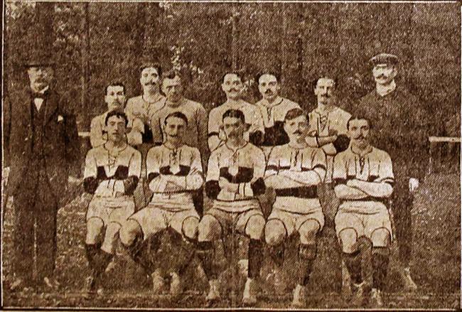 Le Stade Roubaisien avant la première guerre Coll particulière