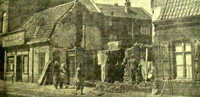 Le fort Despret vu de la rue de Lannoy, n°231 Coll Particulière