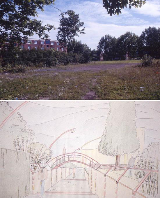 Photo Lucien Delvarre et document Ecole de Genech - archives municipales