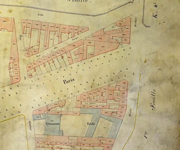 Plan de 1884