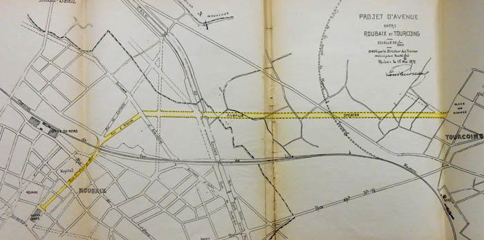 Plan 1872