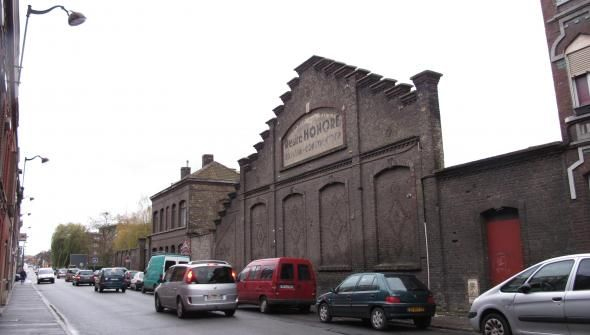 Vue de la fonderie Honoré Photo Google maps