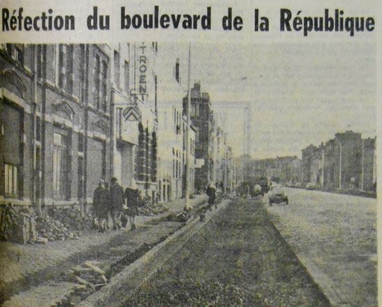 Photo Nord Matin 1965