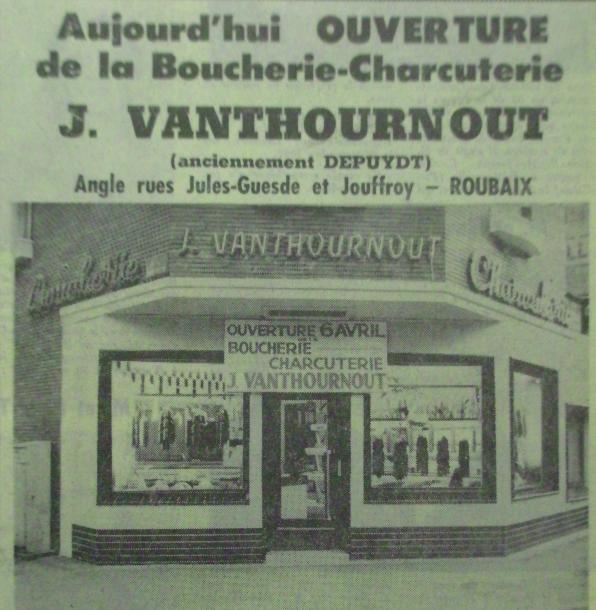 Boucherie Vanthournout Pub NE