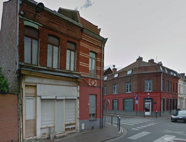 Carrefour rue de Bavai Photo Google