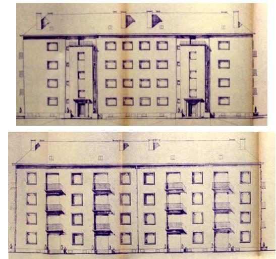Plan des immeubles AmRx