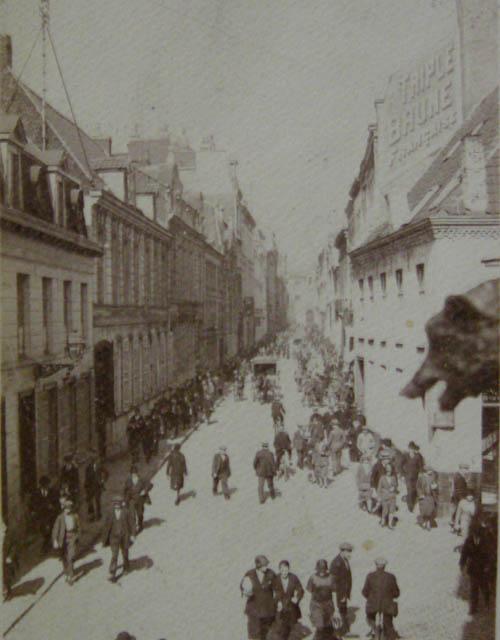La rue du Pays
