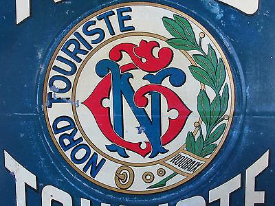 Nord Touriste créé en 1899 Coll Privée