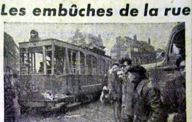 Dernières images des trams Photo NE