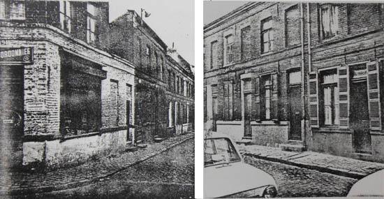rue de Vaucanson