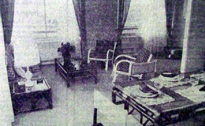L'appartement témoin de 1976 Photo NE