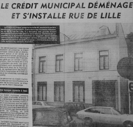 Document Nord Eclair 1975