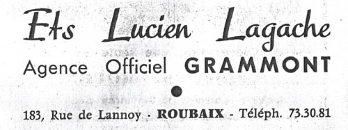 Lucien Lagache ( coll privée )