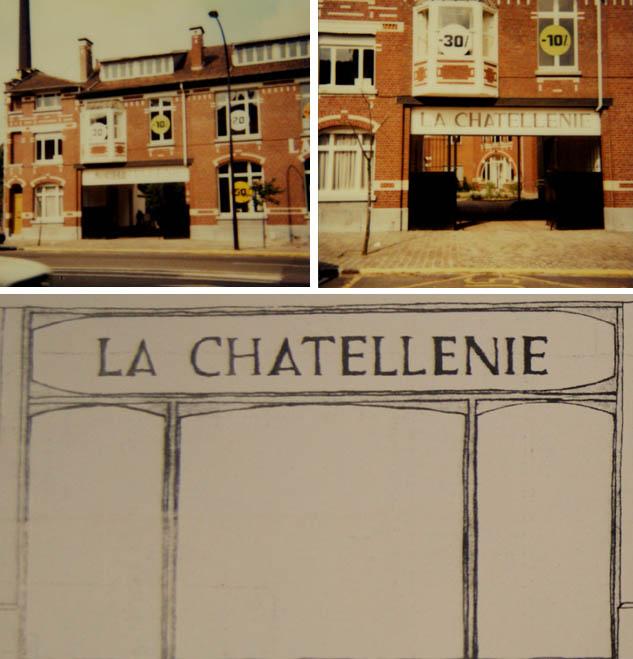 La Châtellenie ( archives municipales )
