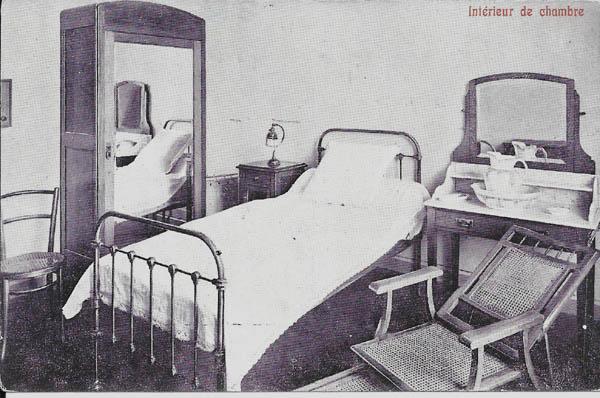 Une chambre ( coll privée)